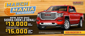 100 Gmc Truck Incentives Crown Buick GMC In Metairie LA Slidell New Orleans Laplace