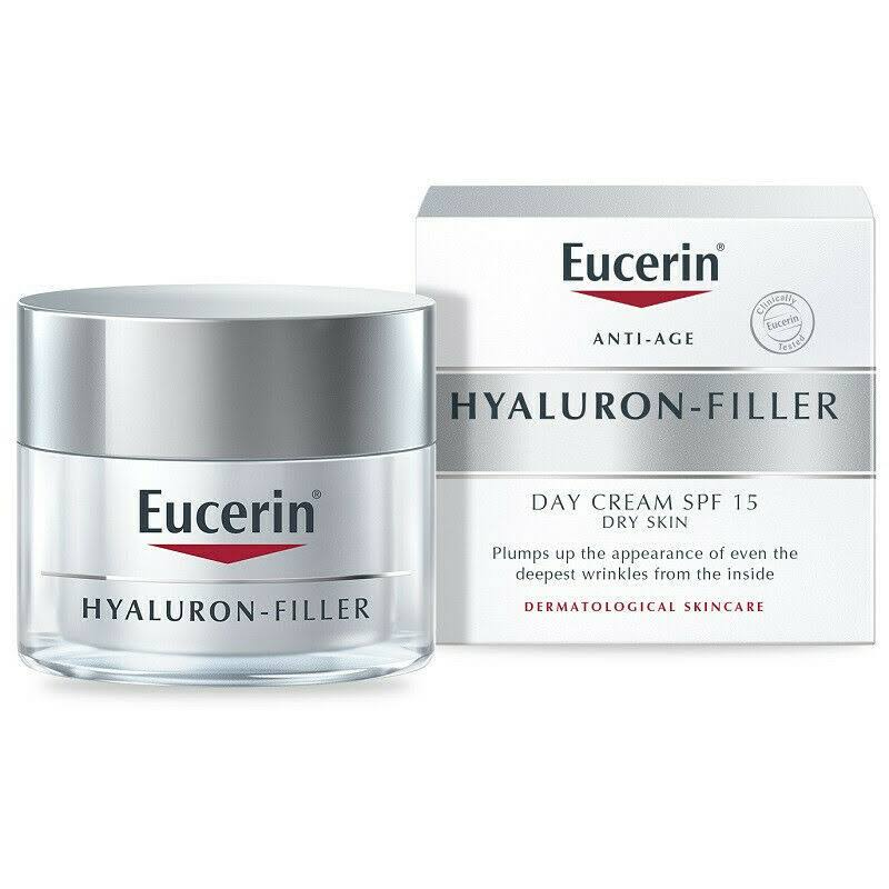 Eucerin Anti-Age Hyaluron-Filler Day Cream - 50ml