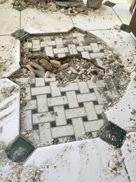 depression era bathroom tiles home with keki