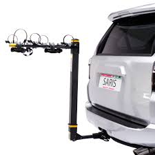 Bike Porter Hitch 4-Bike Car Rack | Saris