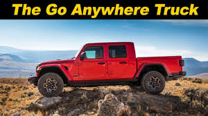 100 4 Door Jeep Truck 2020 Gladiator The That Rock Crawls YouTube