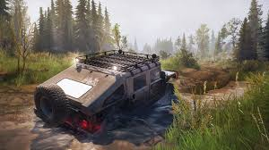 Spintires: MudRunner Lauches American Wilds In October | Rock Paper ...