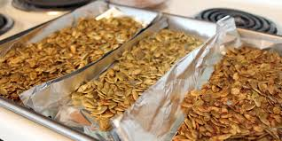 Roasted Unsalted Pumpkin Seeds Nutrition Facts by Pumpkin Seeds Pepitas Eight Ways Seeds Snacks And Recipes