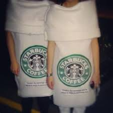 Starbucks Coffee Cup Costumes Have To These For Next