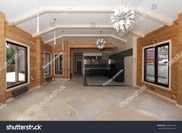 100 Eco Home Studio Interior New Wooden House Built Stock Photo Edit Now 368675240