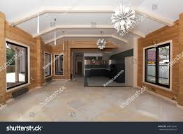 100 Eco Home Studio Interior New Wooden House Built Stock Photo Edit Now