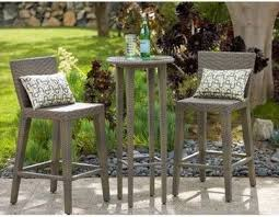 wicker bar height patio set 28 best bar height patio set images on patio sets