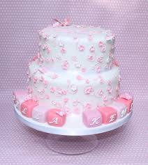 Baptism Decoration Ideas For Twins by Christening Cakes Christening Cakes Cake And Shower Cakes