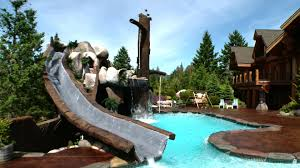 Pool in Grants Pass Oregon Video