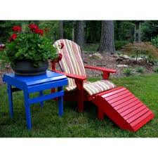 Polywood Adirondack Chair Cushions by Exterior Furniture Wood Teak Adirondack Chair Cushions Sets Decor