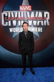 Sebastian Stan Attends The World Premiere Of Captain America Civil War Hosted By