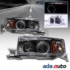 2004 2005 2006 scion xb chrome led halo projector headlights
