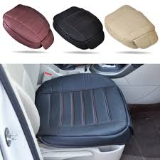 housse siege audi a4 citall universal pu leather car interior front seat cover seatpad