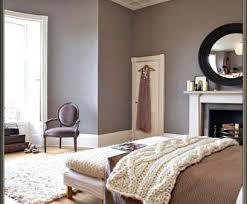 schlafzimmer wandfarbe oben farbe mauve schlafzimmer