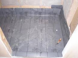 how to construct a tiled shower bathroom wants