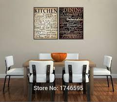 vintage poster haus wandbild wohnkultur buchstaben bild für küche esszimmer wand decor gedruckt ölgemälde auf leinwand kunst