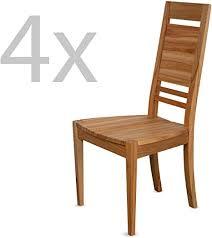 staboos 4er set esszimmerstühle holz ch03 stuhlset bestehend aus 4 stühlen polsterstuhl bis 130 kg holzstühle esszimmer küchenstühle holz