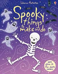 Scary Things To Do On Halloween by Spooky Things To Make And Do U201d At Usborne Books At Home