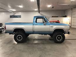 100 1978 Dodge Truck W100 4Wheel ClassicsClassic Car And SUV Sales