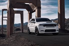 Dodge Durango Captains Chairs by The New 2018 Dodge Durango Srt Muscles Into Chicago The