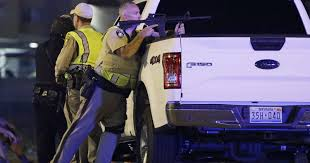 Las Vegas Shooting: Veteran Drives Victims To Safety In Seized Truck Zelda Logistics Owner Operator Trucking Jobs Las Vegas Nevada Mdta Charges Truck Driver Involved In July Bay Bridge Crash Cbs Dc Local Driving Centerline Drivers Salmon Companies Alone On The Open Road Truckers Feel Like Throway People Cdl Traing School Roadmaster Driverless Bus Crashes In First Hour On Street Youtube Walmart Truckers Land 55 Million Settlement For Nondriving Time This Is First Roadlegal Big Rig That Can Drive Itself The Verge Paving