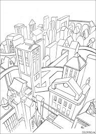 More Images Of City Coloring Pages Posts