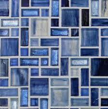 Npt Pool Tile Palm Desert by National Pool Tile Martinique Series Ocean Blue 2x2 Marf233