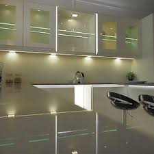 led kitchen cabinet cupboard light square surface 6mm flat