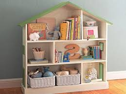 Awesome Bookcases For Toddlers Pottery Barn Kids Dollhouse