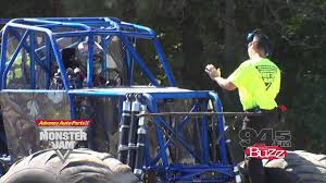 Rod Ryan Goes To Monster Truck Driving School - YouTube