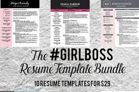 Resume Template Madison Templates Creative Market