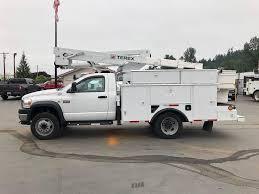 100 46 Dodge Truck 2008 RAM 5500HD Boom Bucket For Sale 177292 Miles