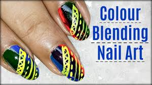 Nail Art Designs Tutorial - Make Nail Polish Designs Easy At Home ... How To Do Nail Art At Home Pleasing Designs Simple Ideas Unique It Yourself Amazing Entrancing Cool Easy For Beginners Short Nails Step By Basic Flower And Best Design All You Can Pictures Toe That Be Done New Images Nail Designs For Short Art Step