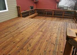 deck stain and seal des moines deck builder deck and drive
