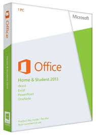 Amazon Microsoft fice Home and Student 2013 1PC 1User