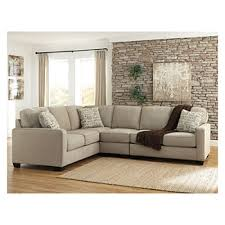 Levon Charcoal Sofa And Loveseat by Living Room Furniture Sets