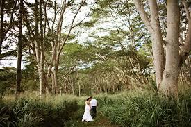 Kyle Richenda Plantation Gardens Kauai Wedding grapher