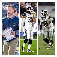 Rams Sweep NFL Awards With Coach Of The Year Defensive Player
