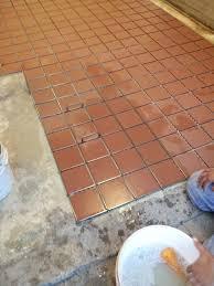 100 american olean quarry tile gray flash amazon com