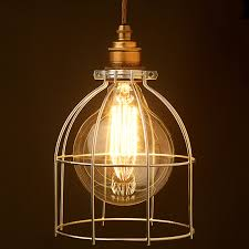light bulb cage covers guard lowes cages metal vintage retro