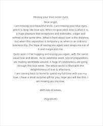 Love Letters For Her 6 Free Word Documents Download