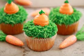 Small Batch Carrot Cake Cupcakes for Spring This recipe makes just 4 cupcakes Perfect