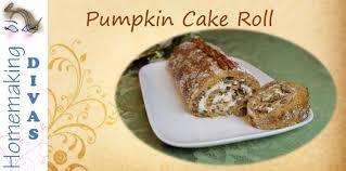 Best Pumpkin Desserts 2017 by The Best Pumpkin Cake Roll