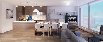 Best Floor For Kitchen Diner by Making The Most Out Of Small Apartments Using Transformable Spaces