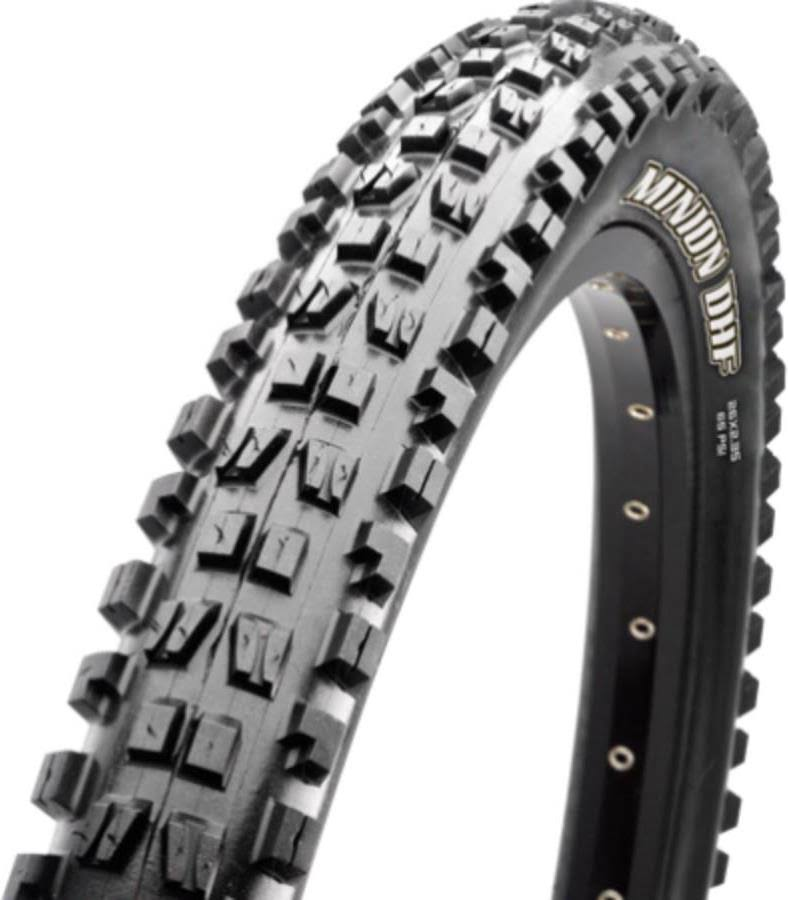 "Maxxis Minion Exo Dual Compound Folding Tire - 29"" x 2.5"", Black"