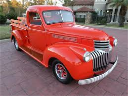 100 Chevy Trucks For Sale In Texas 1946 Chevrolet Pickup For ClassicCarscom CC749719