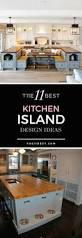 Budget Kitchen Island Ideas by 25 Best Kitchen Island Makeover Ideas On Pinterest Peninsula