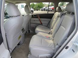 2008 Toyota Highlander Captains Chairs by 2008 Toyota Highlander Limited Awd 4dr Suv In Baltimore Oh The