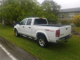 100 2003 Dodge Truck Used Ram 1500 SLT 4X4 For Sale STK280940