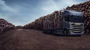 Timber Transport | Scania Global